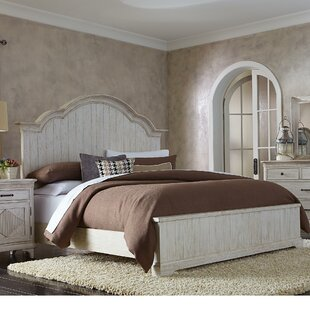 Lark Manor Turenne Panel Bed