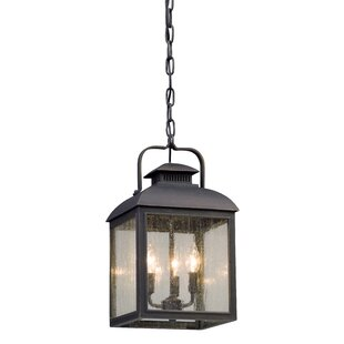 Koffi 3-Light Outdoor Pendant