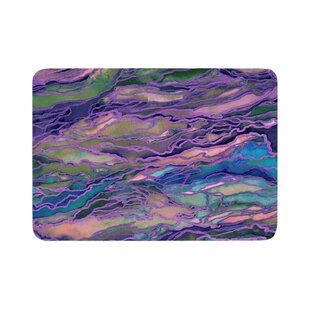 Marble Idea! by Ebi Emporium Memory Foam Bath Mat