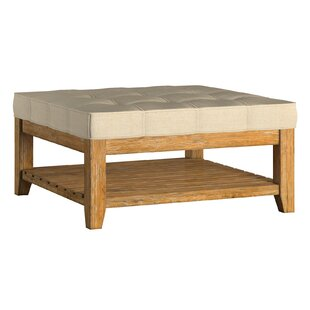 Hults Cocktail Tufted Ottoman