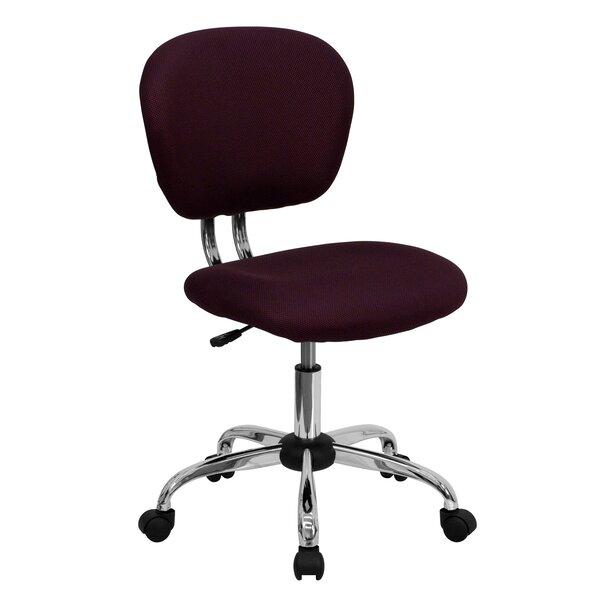 Surprising Modern Contemporary Modern Office Chair No Wheels Allmodern Creativecarmelina Interior Chair Design Creativecarmelinacom