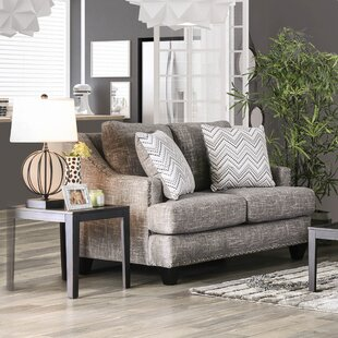 Affordable Santa Clarita Loveseat by Brayden Studio Reviews (2019) & Buyer's Guide