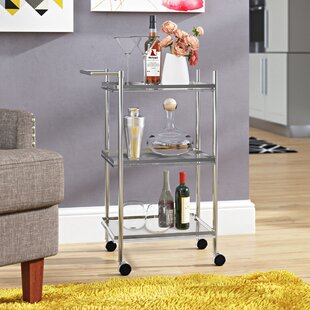 Cybil Bar Cart by Ebern Designs