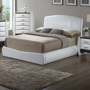 Willa Arlo Interiors Charee Upholstered Panel Bed