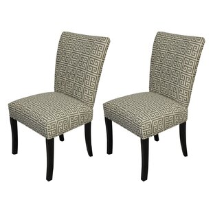 Julia Side Chair Set of 2 by Sole Designs