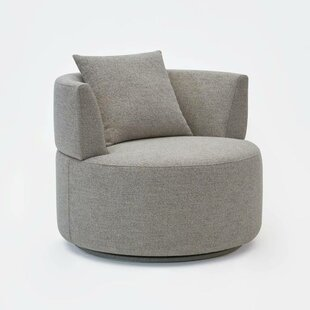 Olivia Swivel Barrel Chair..