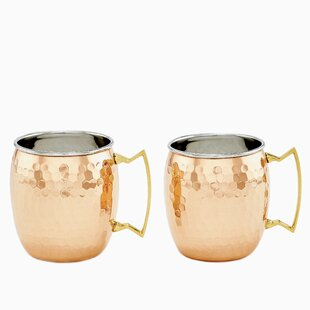 16 Oz. Moscow Mule Mug (Set of 2)