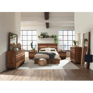 Schmitt Platform Configurable Bedroom Set by Loon Peak Modern