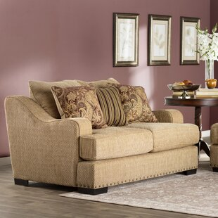 Darby Home Co Dunning Loveseat