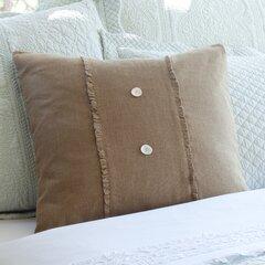 Linen One Allium Way Throw Pillows You Ll Love In 2021 Wayfair