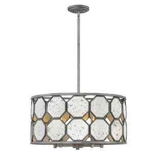 Bungalow Rose Ny (Bourail) 5-Light Chande..