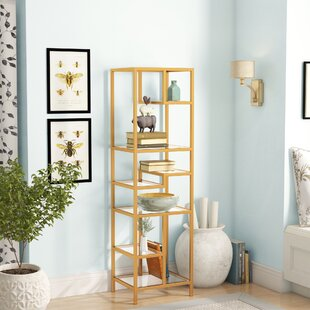 Liviana Etagere Bookcase by Willa Arlo Interiors Savings
