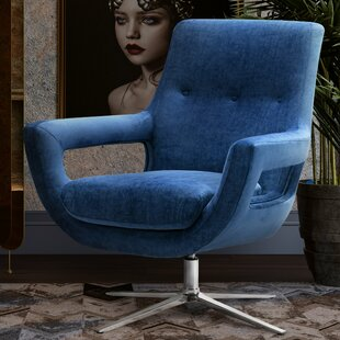 Earleville Swivel Armchair