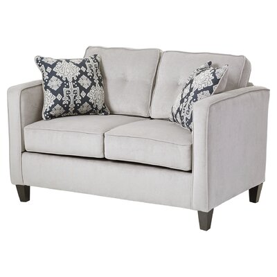 Terrific Ebern Designs Serta Upholstery Dengler Loveseat Pdpeps Interior Chair Design Pdpepsorg