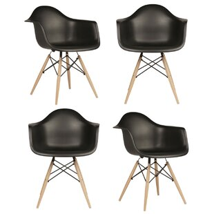 eModern Decor Scandinavian Dining Chair (Set of 4)