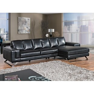 Cortesi Home Manhattan Reversible Sectional