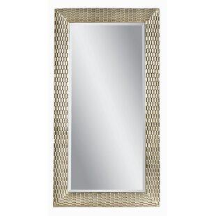 Antique Silver Leaner Mirror Wayfair