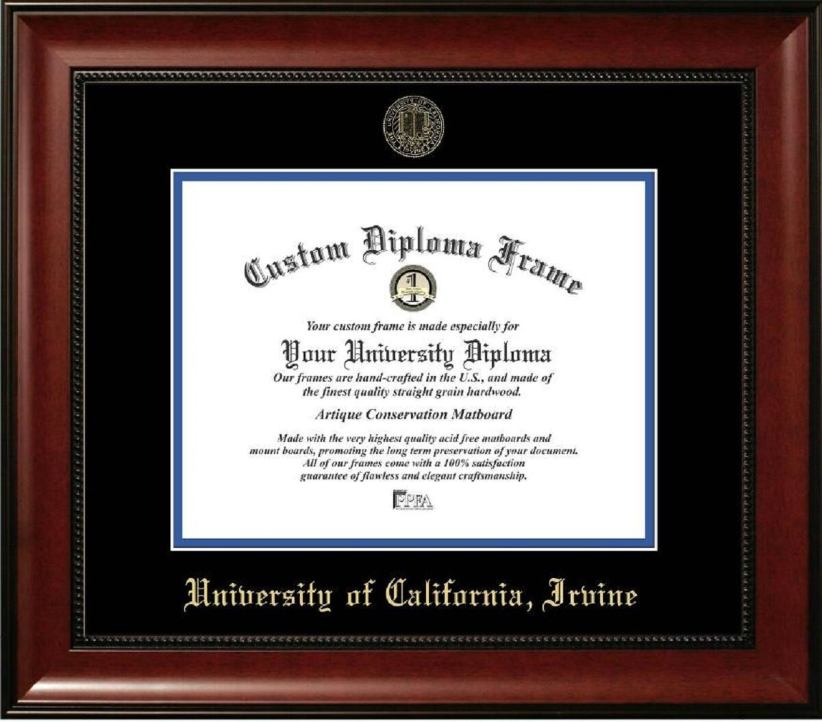 Diploma Frame Deals University of California Irvine Avalon Diploma Picture Frame