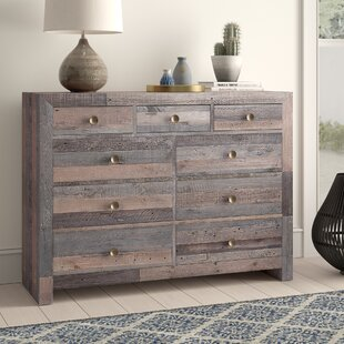 Abbey 9 Drawer Dresser