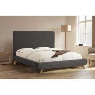 Newfane Upholstered Platform Bed