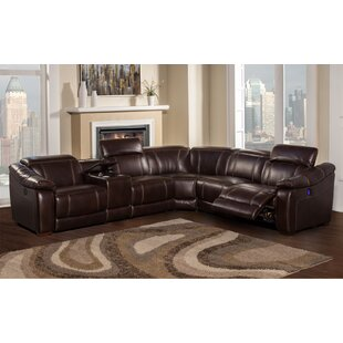 Feliciana Reclining Sectional by Latitude Run
