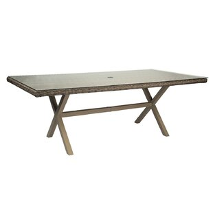 Parkway Dining Table by Woodard