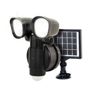 Ilyes 2-Light Flood Light By Sol 72 Outdoor