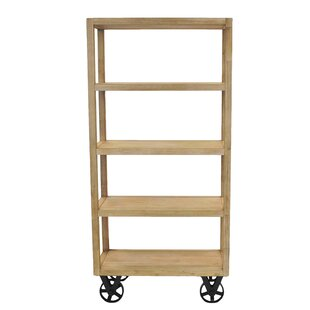 Reviews Charlayne Etagere Bookcase by Gracie Oaks