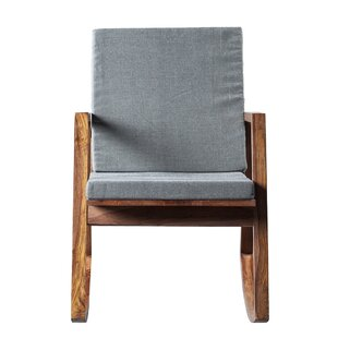 Hans Rocking Chair by Chandra Rugs