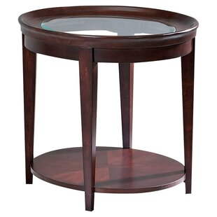 Elisabeth End Table by Klaussner Furniture