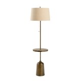 Luxury Tray Table Floor Lamps Perigold
