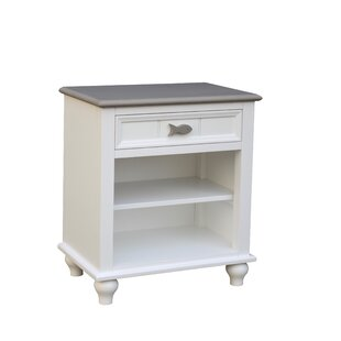 Eli 1 Drawer Nightstand