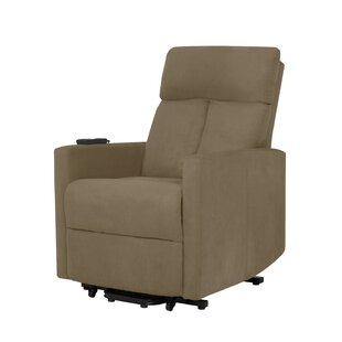 Barnabas Microfiber Power Lift Recliner by Latitude Run