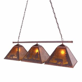 Steel Partners Timber Ridge Bear 3-Light ..