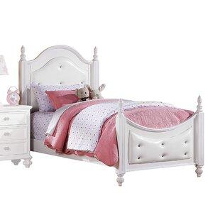 Schermerhorn Tufted Panel Bed by Harriet Bee