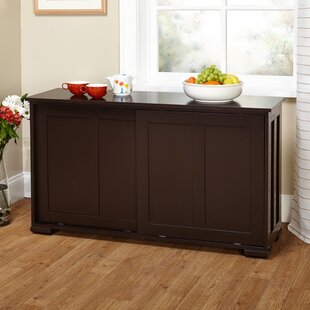 Pilar 2 Door Accent Cabinet by Andover Mills