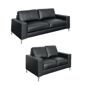 Greysen 2 Piece Living Room Set by Wade Logan
