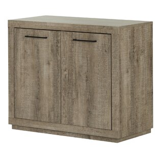 Kanji Small 2-Door Storage Cabinet by South Shore
