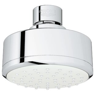 Grohe Tempesta Rain Shower Head with SpeedClean Nozzles