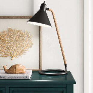 Nelumbo 22 Arched Table Lamp