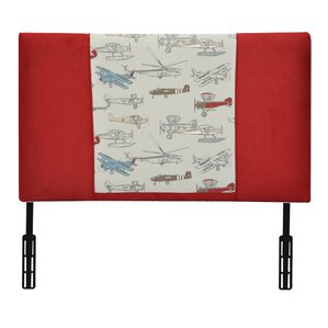 Mixy Twin Upholstered Headboard by Kidz World