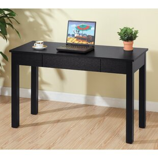 Chesterville Studious Minimalistic 1 Drawer Writing Desk