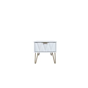 Forst 1 Drawer Bedside Table By Brayden Studio