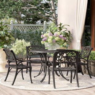 Six 5 Piece Dining Set