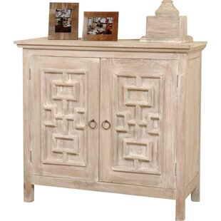 Brooksdale 2 Door Accent Cabinet by Bungalow Rose