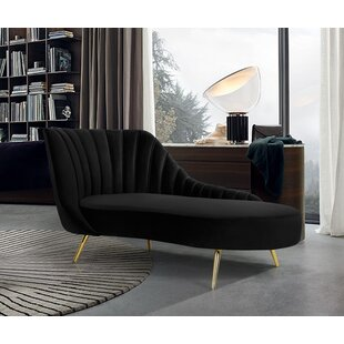 Everly Quinn Canh Chaise Lounge