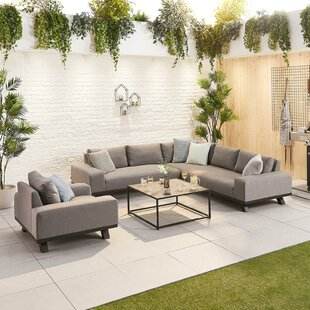 Retherford 7 Seater Corner Sofa Set By Sol 72 Outdoor