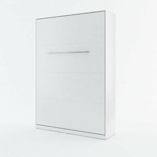 Tagesbett Alejandra Perspections Farbe: Mattweiß  Größe: 140 x 200 cm   Schlafzimmer > Schlafsofas   Perspections