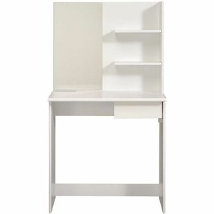 Bellabocca Dressing Table With Mirror By Ebern Designs