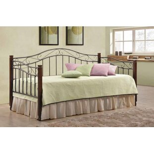 Edmonia Metal Twin Daybed